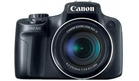 Canon PowerShot SX50 HS – фотоаппарат-суперзум для настоящего разведчика. Обзор модели