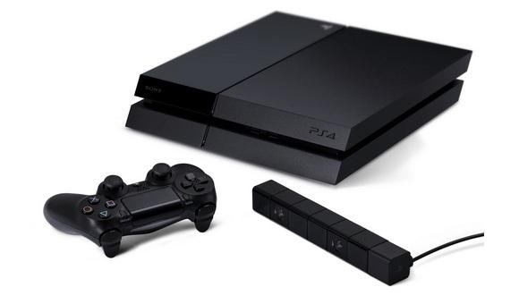Sony PlayStation 4 – новое поколение игровых консолей