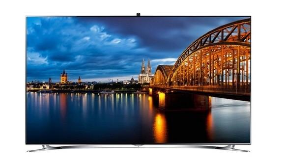 Обзор телевизоров Samsung серии F8000