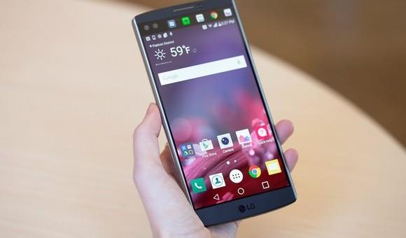 Компания LG официально представила новый смартфон V20