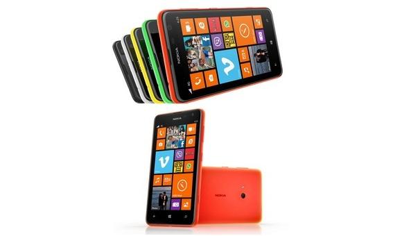 Обзор Nokia Lumia 625