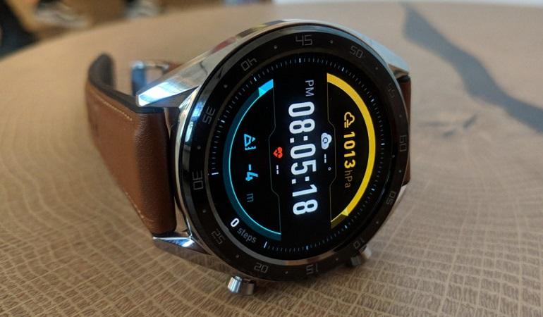 Huawei представила в Украине смарт-часы Huawei Watch GT b76b7d7314ae7