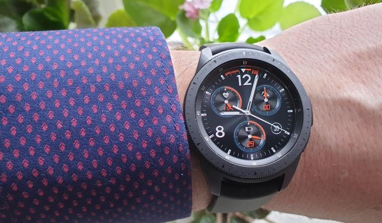 c67e0451 Обзор Samsung Galaxy Watch: нет предела совершенству