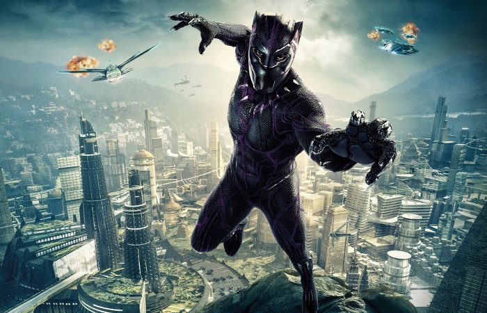 Оскар-2019 – Черная Пантера