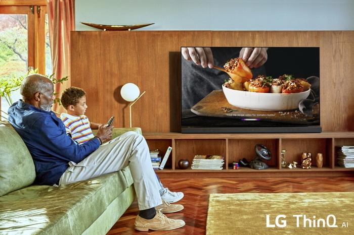 LG телевизоры