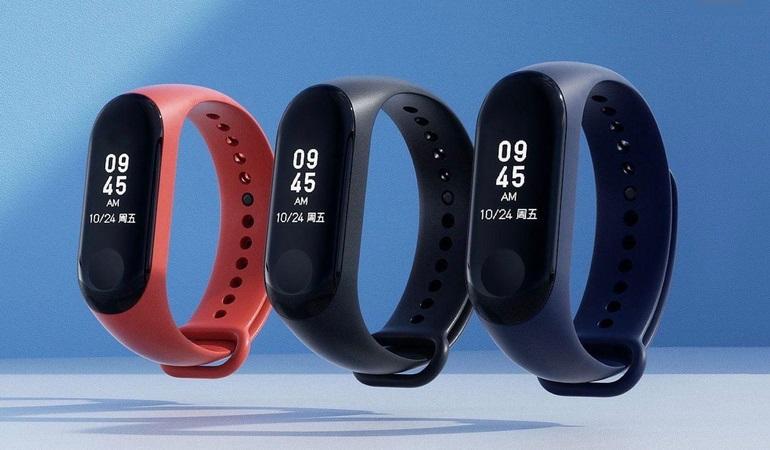 Новые Xiaomi Mi Band 4