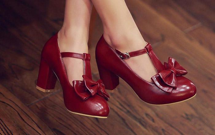Как выбрать туфли с каблуком, без каблука (вечерние и офисные)
