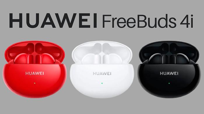 В Европе открылись предзаказы TWS-наушников Huawei FreeBuds 4i