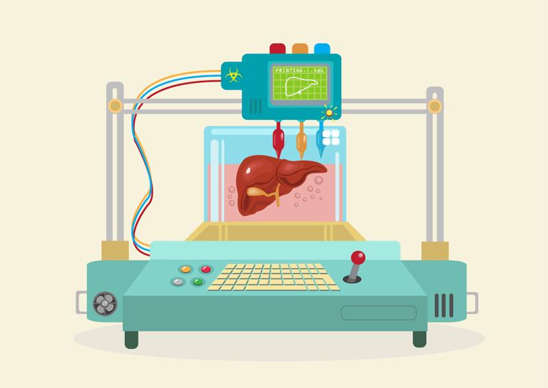3d-organ printing
