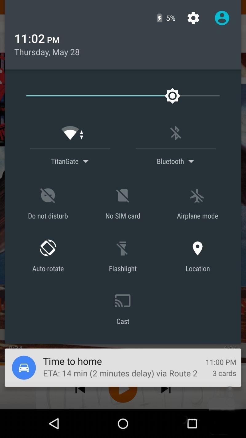 5 раздражающих особенностей Android Lollipop - Режим Не беспокоить