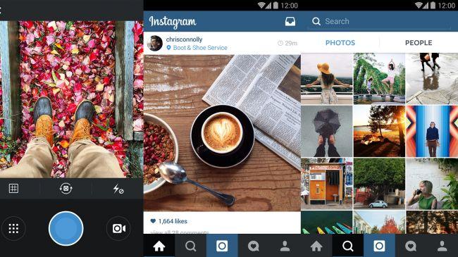 50 лучших приложений для Android - Instagram