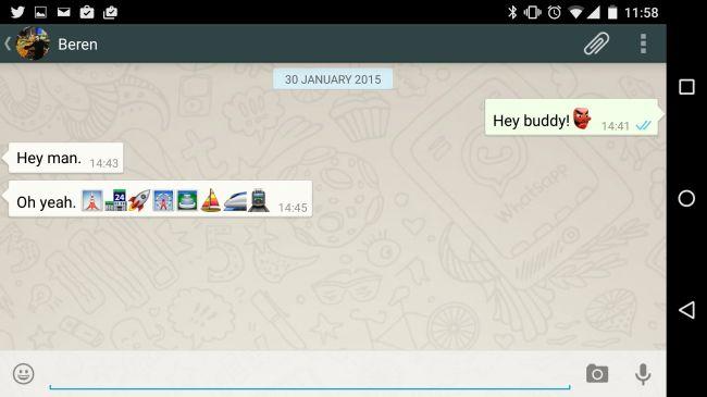 50 лучших приложений для Android - WhatsApp
