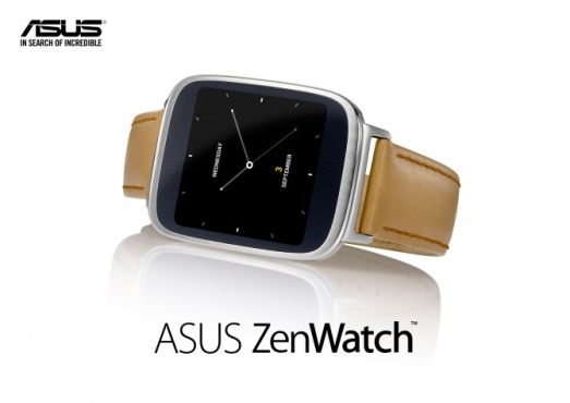 ASUS ZenWatch-часы