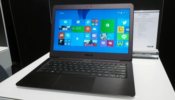 ASUS Zenbook UX305-презентация