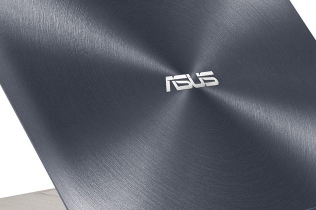 ASUS Zenbook UX305-текстура задней крышки