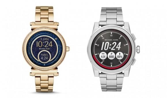 Access Sofie и Access Grayson — смарт-часы от американского бренда Michael Kors