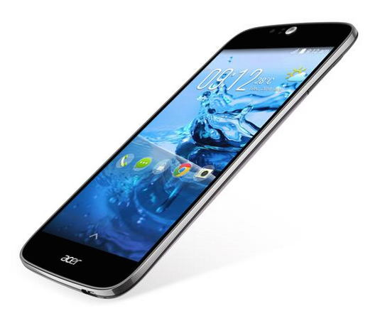 Acer Liquid Jade S-экран