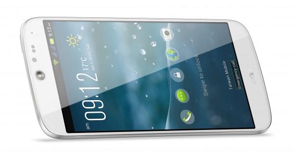 Acer Liquid Jade S-международный анонс смартфона
