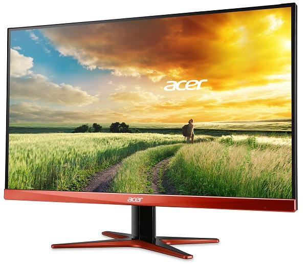 Acer XG270HU-монитор с поддержкой технологии Nvidia G-Sync