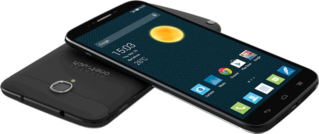 Alcatel Onetouch Hero 2-ракурсы