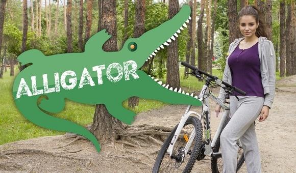 Видео-обзор велосипеда Titan Alligator!
