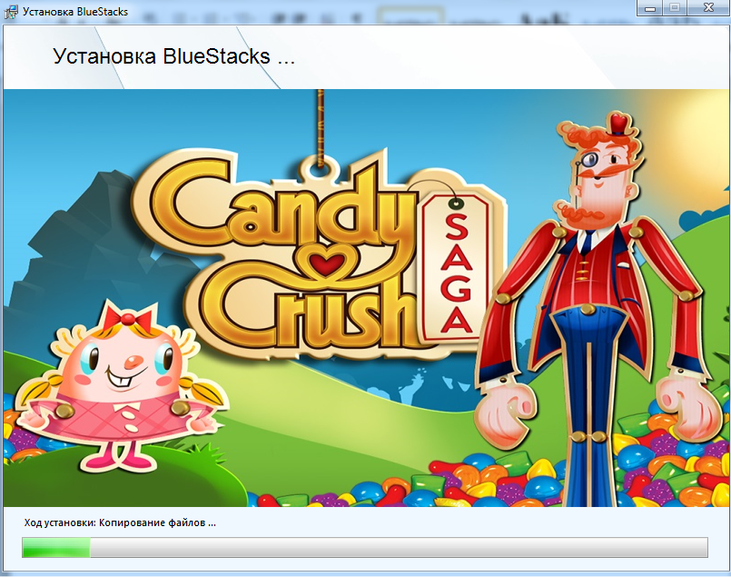Android 4.4 KitKat на ПК - BlueStacks App Player