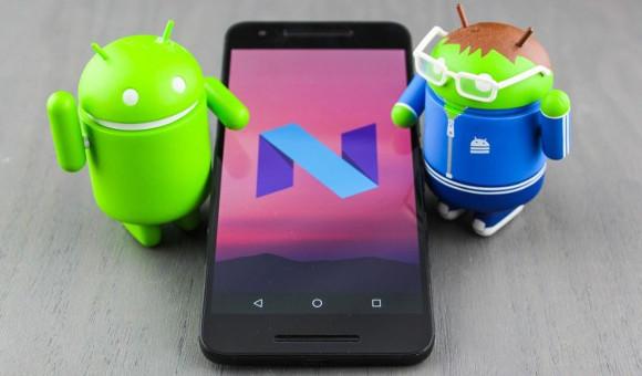 Android Nougat вскоре может получить новые настройки панели навигации.