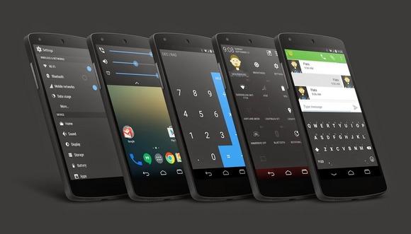 темы для андроид 5 1 скачать бесплатно на русском