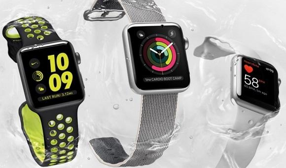 Apple Watch Series 2: обновление популярных смарт-часов
