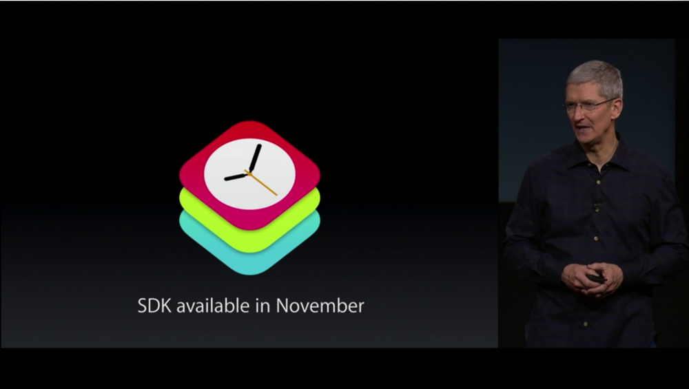 Apple Watch-новинки на октябрьской презентации