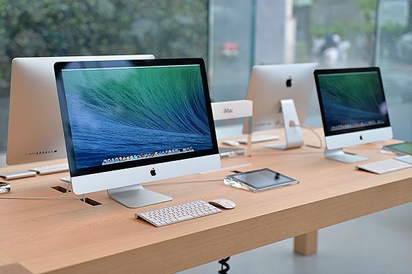 Apple iMAC-высокое разрешение экрана
