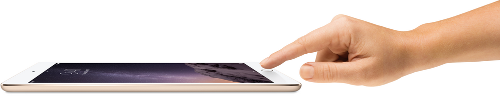 Apple iPad Air 2-touch id