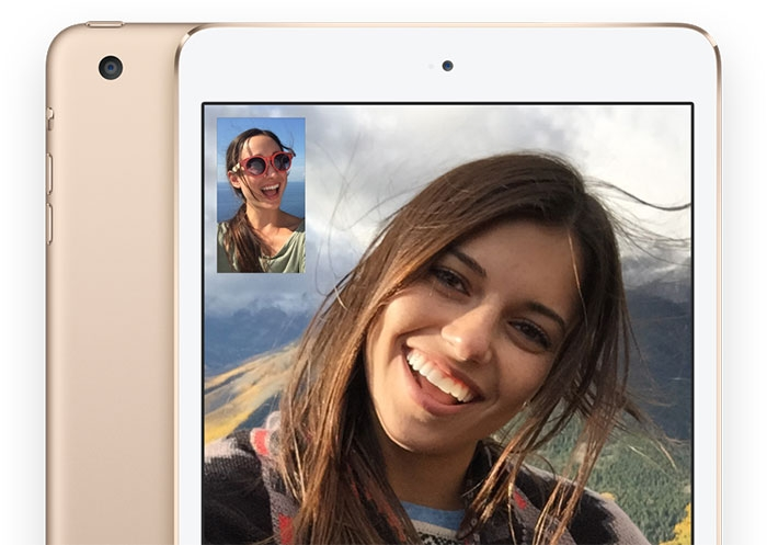 Apple iPad mini 3-фотовозможности
