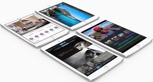 Apple iPad mini 3-скриншоты