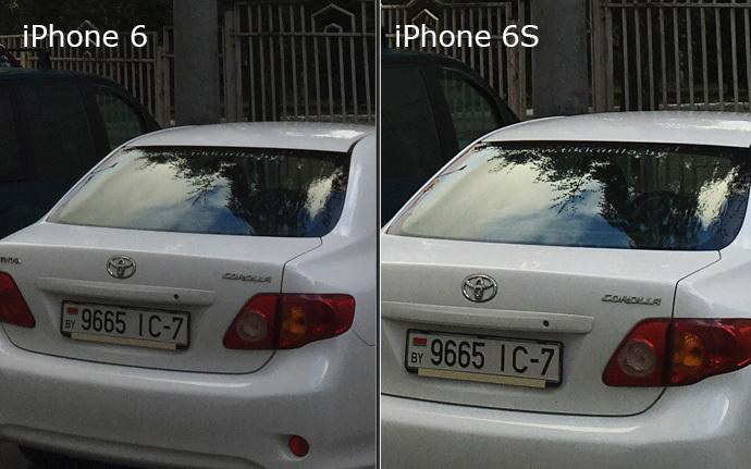 примеры фото iphone 6