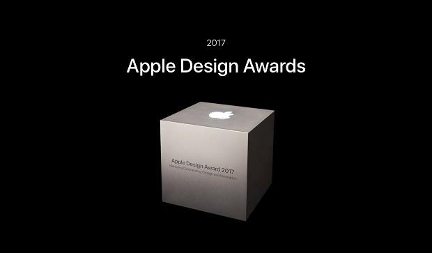 Apple назвала приложения, ставшие победителями конкурса Apple Design Awards 2017