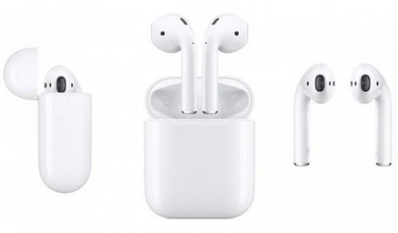 Apple откладывает выпуск беспроводных наушников AirPods