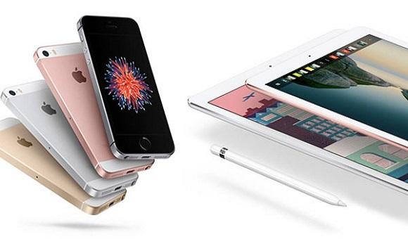 Apple открыла предзаказ на iPhone SE и 9,7-дюймовый iPad Pro - главное фото
