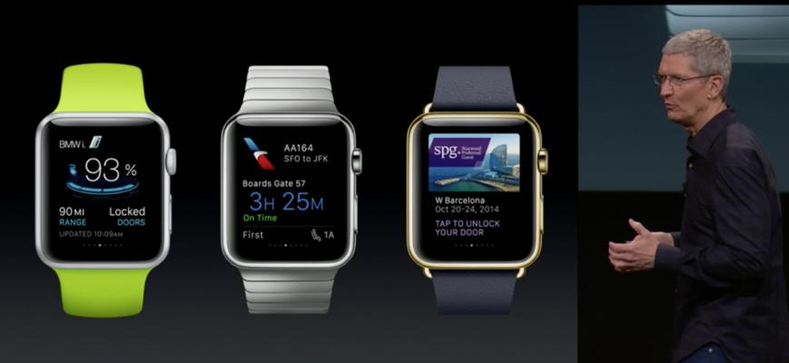 Apple-презентация