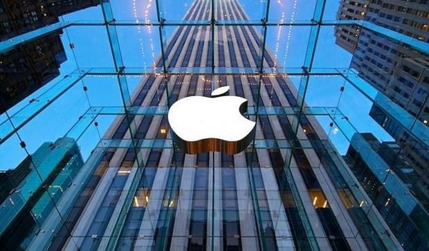 Apple стала первой компанией США с капитализацией выше $800 млрд