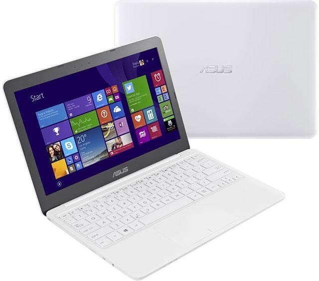 Asus EeeBook X205-ракурсы