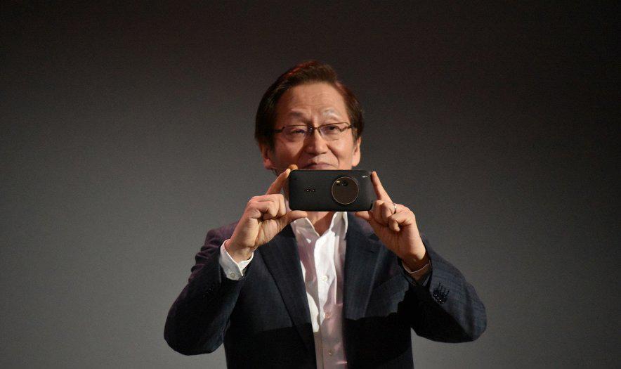 Asus ZenFone Zoom-фото с презентации