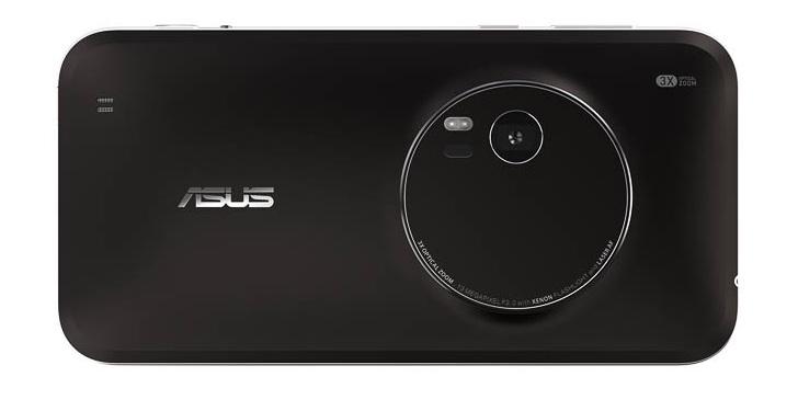 Asus ZenFone Zoom-тыльная панель