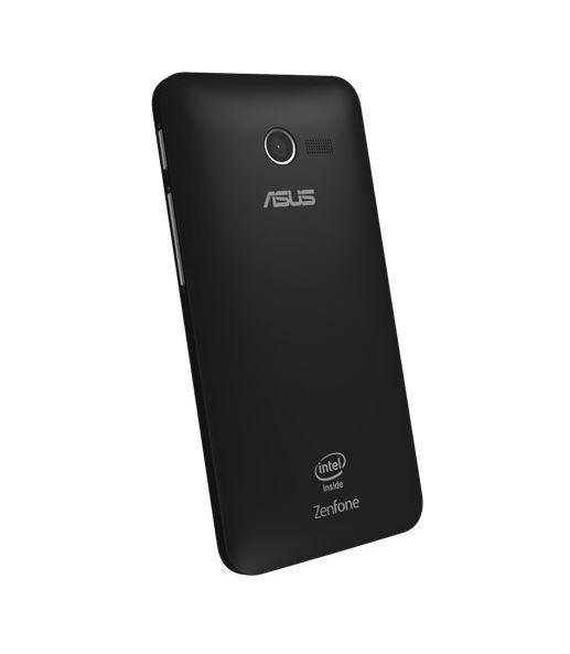Asus Zenfone 4- задняя панель