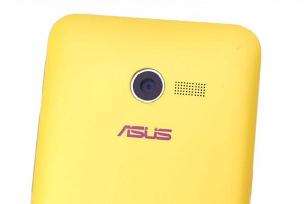 Asus Zenfone 4-камера