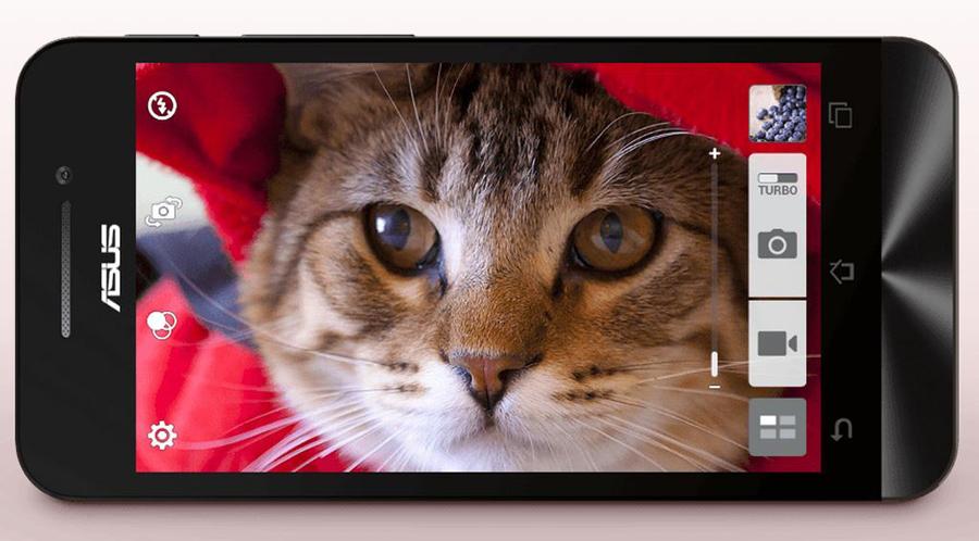 Asus Zenfone 4-камеры