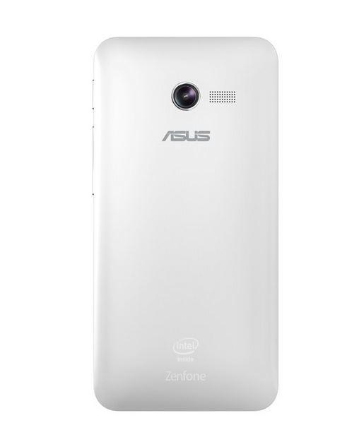 Asus Zenfone 4-задняя панель