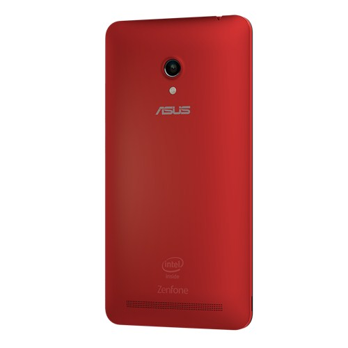 Asus Zenfone 6 A600CG Red-задняя панель
