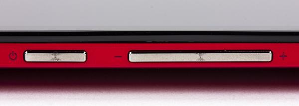 Asus Zenfone 6 A600CG-интерфейсы правая грань