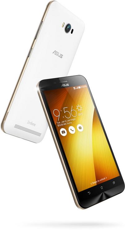 Asus Zenfone Max-Экран и Задняя сторона